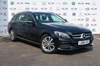 2014 MERCEDES-BENZ C CLASS 2.1 C220 BLUETEC SPORT 5d AUTO 170 BHP £16495.00