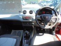 USED 2012 62 SEAT IBIZA 1.2 CR TDI ECOMOTIVE S AC 5d 74 BHP