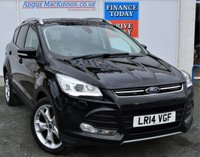 USED 2014 14 FORD KUGA 2.0 TITANIUM X TDCI 5d Family SUV with Massive High Spec MASSES OF SPEC