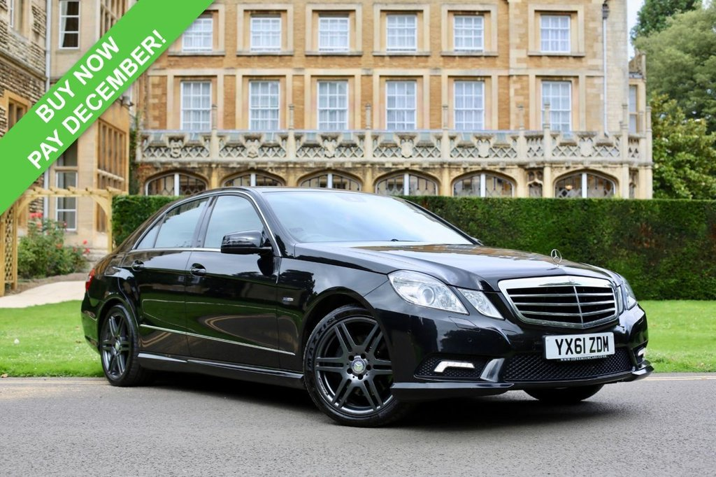 View our MERCEDES-BENZ E 200