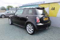 USED 2005 55 MINI HATCH COOPER 1.6 COOPER S 3d 168 BHP PETROL GREY WHO WANTS THE BE THE PROUD OWNER OF A ZEBRA!!!!