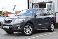 USED 2010 60 HYUNDAI SANTA FE 2.2 STYLE CRDI 5d 194 BHP STUNNING EXAMPLE WITH FSH & ONLY ONE OWNER FROM NEW!
