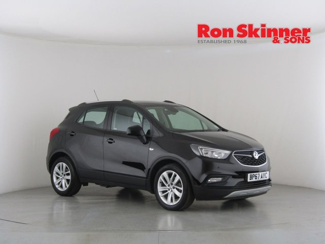 View our 2017 67 VAUXHALL MOKKA X 1.4 ACTIVE S/S 5d 138 BHP