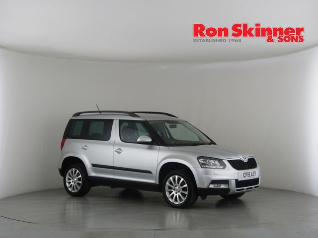 View our 2015 15 SKODA YETI 2.0 OUTDOOR SE BUSINESS TDI SCR 5d 148 BHP