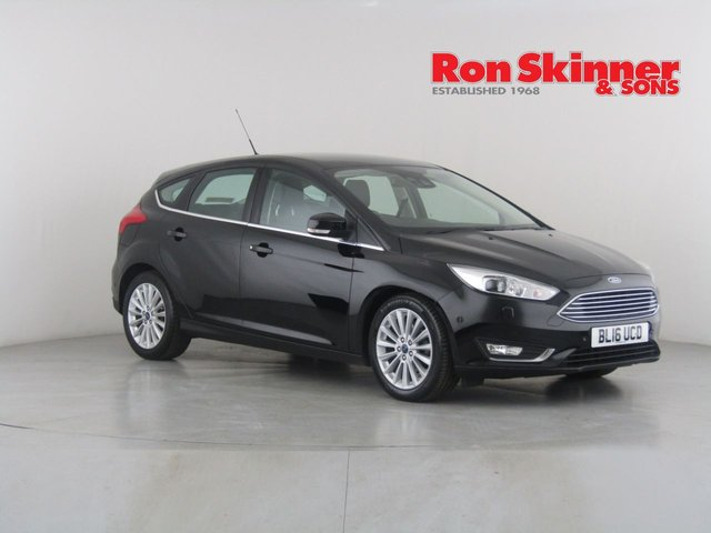 View our 2016 16 FORD FOCUS 1.5 TITANIUM X TDCI 5d 118 BHP