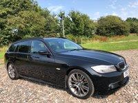 2012 BMW 3 SERIES 2.0 320D SPORT PLUS EDITION TOURING 5d AUTO 181 BHP £9895.00