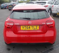 USED 2014 64 MERCEDES-BENZ A CLASS 1.5 A180 CDI ECO SE 5d 109 BHP FREE ROAD TAX
