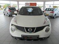 2012 NISSAN JUKE 1.5 TEKNA DCI 5d 110 BHP £5700.00