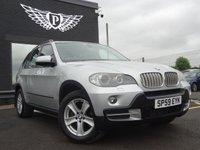 USED 2009 59 BMW X5 3.0 XDRIVE35D SE 5d AUTO 282 BHP PAN ROOF   SATNAV   PARKING SENSORS   BLUETOOTH