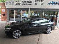 2014 BMW 3 SERIES 3.0 335D XDRIVE M SPORT 4d AUTO 309 BHP £16975.00