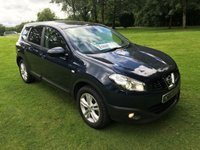 USED 2011 61 NISSAN QASHQAI+2 1.5 ACENTA PLUS 2 DCI 5d 110 BHP **EXCELLENT FINANCE PACKAGES**7 SEATER**REVERSE PARKING AID**