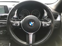 USED 2017 17 BMW X1 2.0 XDRIVE18D M SPORT 5d  ***Nav,HeatedSeats,Cruise,Xenons,ParkAid,FSH***
