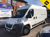 USED 2013 13 CITROEN RELAY 2.2 35 L3H2 ENTERPRISE HDI 1d 129 BHP