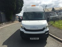 USED 2014 64 IVECO DAILY 3.0 35C15V 1d 146 BHP TWIN REAR WHEEL MWB HIGH ROOF 2014