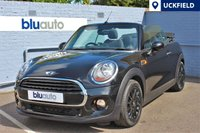 USED 2017 17 MINI CONVERTIBLE 1.5 COOPER 2d AUTO 134 BHP Rear Parking Sensors with Reverse Parking Camera, Part-Leather Sports Seats, Mini Multimedia System with USB & Aux, Bluetooth Connectivity and 16-inch Alloy Wheels...