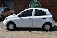 USED 2015 15 NISSAN MICRA 1.2 VISIA 5d 79 BHP WE OFFER FINANCE ON THIS CAR