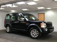 USED 2006 56 LAND ROVER DISCOVERY 2.7 3 TDV6 XS 5d AUTO 188 BHP nine service stamps, great driver