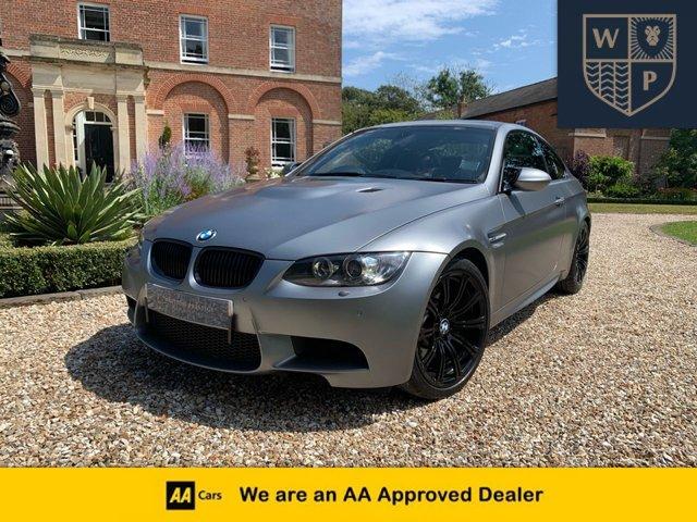 2010 60 BMW 3 SERIES 4.0L V8  E92 M3 2d 415 BHP frozen grey exclusive paint