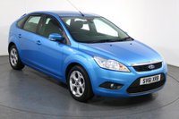 USED 2011 61 FORD FOCUS 1.6 SPORT TDCI 5d 107 BHP 6 Stamp SERVICE HISTORY