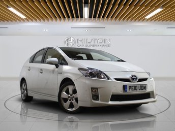 Used Toyota Prius for sale in Leighton Buzzard