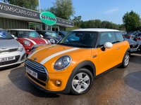 2014 MINI HATCH COOPER 1.5 COOPER 3d 134 BHP £7989.00