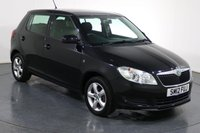 USED 2012 12 SKODA FABIA 1.2 SE 12V 5d 68 BHP 2 OWNERS with 6 Stamp SERVICE HISTORY
