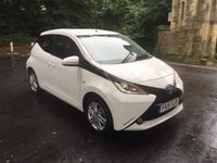 USED 2015 15 TOYOTA AYGO 1.0 VVT-I X-PRESSION 5d 69 BHP CALL OUR SUPER FRIENDLY TEAM FOR MORE INFO 02382 025 888