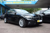 2017 BMW 1 SERIES 1.5 116D ED PLUS 5dr 114 BHP £11495.00