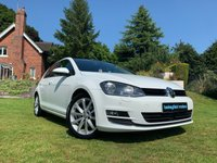 2015 VOLKSWAGEN GOLF 1.6 GT TDI BLUEMOTION TECHNOLOGY DSG 5d AUTO 109 BHP £12495.00