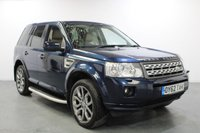 USED 2012 62 LAND ROVER FREELANDER 2.2 SD4 HSE 5d 190 BHP