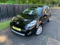 USED 2010 59 RENAULT CLIO 1.1 DYNAMIQUE TCE 5d 101 BHP