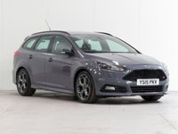 USED 2015 15 FORD FOCUS 2.0 ST-3 TDCI 5d 183 BHP LEATHER NAV CAMERA 1-OWNER FSH