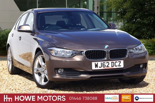 2012 62 BMW 3 SERIES 2.0 318D SE 4d 141 BHP 17