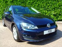 2015 VOLKSWAGEN GOLF 1.6 MATCH TDI BLUEMOTION TECHNOLOGY DSG 5d AUTO 103 BHP £8795.00