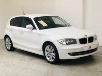 USED 2011 11 BMW 1 SERIES 2.0 116I SPORT 5d 121 BHP ONLY 32,000 MILES + SERVICE HISTORY + PART EX WELCOME