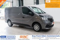 USED 2015 15 RENAULT TRAFIC 1.6 SL27 BUSINESS PLUS ENERGY * FINISHED IN GREY *