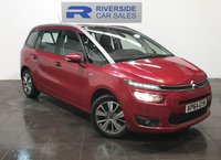 USED 2014 64 CITROEN C4 GRAND PICASSO 1.6 E-HDI AIRDREAM EXCLUSIVE 5d 113 BHP FINANCE AVAILABLE FROM 7.9% APR
