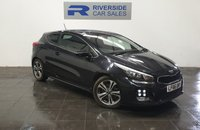 USED 2016 66 KIA CEED 1.0 PRO CEED GT-LINE ISG 3d 118 BHP FINANCE AVAILABLE FROM 7.9% APR