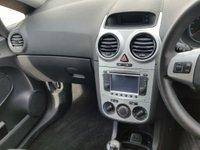 USED 2011 11 VAUXHALL CORSA 1.4 EXCITE AC 3d 98 BHP