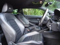 """USED 2014 63 VOLKSWAGEN SCIROCCO 2.0 R LINE TDI BLUEMOTION TECHNOLOGY 2d 140 BHP HEATED LEATHER, 19"""" ALLOYS,DAB"""