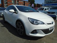 USED 2015 65 VAUXHALL ASTRA 1.4 GTC LIMITED EDITION S/S 3d 138 BHP ULEZ EXEMPT 1 OWNER