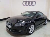 2008 AUDI TT 2.0 TDI QUATTRO 3d 170 BHP £5477.00