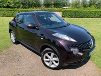USED 2013 62 NISSAN JUKE 1.5 ACENTA DCI 5d 110 BHP Full Nissan History MINT Example  Full Nissan Service History, MOT 07/20, Recent Service, Fastidiously Maintained By Nissan, X2 Owners, Rare Colour, Parking Sensors, Cruise Control, Bluetooth,  Previously A Motability Owned Vehicle, X2 Owners, Full Carpet Mat Set, X4 Electric Windows, Electric Mirrors, Climate Aircon, Dynamic Sport And Normal Driving Modes, Very Clean Tidy Example, You Will Not Be Disappointed!,