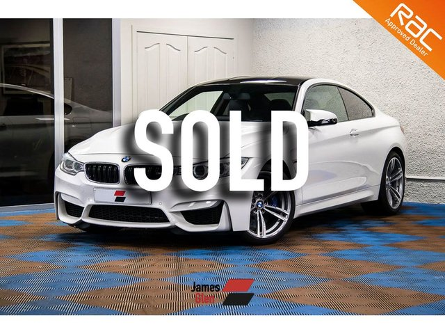 USED 2015 15 BMW M4 3.0 M4 2d AUTO 426 BHP Two Owners | Three BMW Services (Including Running In Service)