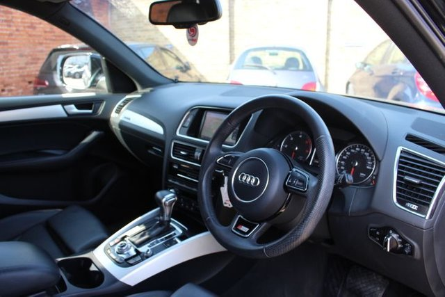 AUDI Q5 at Kiteley Motors