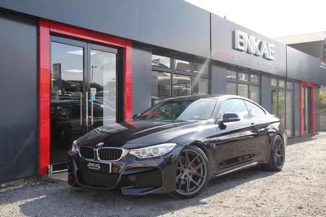 2015 65 BMW 4 SERIES 3.0 430D XDRIVE M SPORT 2d AUTO 255 BHP
