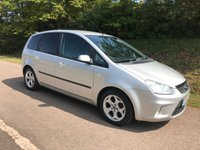 USED 2008 58 FORD C-MAX 1.8 ZETEC 5d 124 BHP **2 OWNERS**SUPERB DRIVE**GREAT CONDITION**