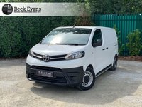 USED 2017 67 TOYOTA PROACE 1.6 L1 BASE 1d 94 BHP