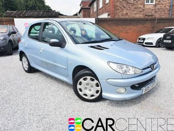 View our 2008 57 PEUGEOT 206 1.4 LOOK 5d 74 BHP
