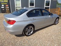USED 2014 63 BMW 3 SERIES 1.6 316i Sport (s/s) 4dr Nav, Bluetooth, F&R Sensors